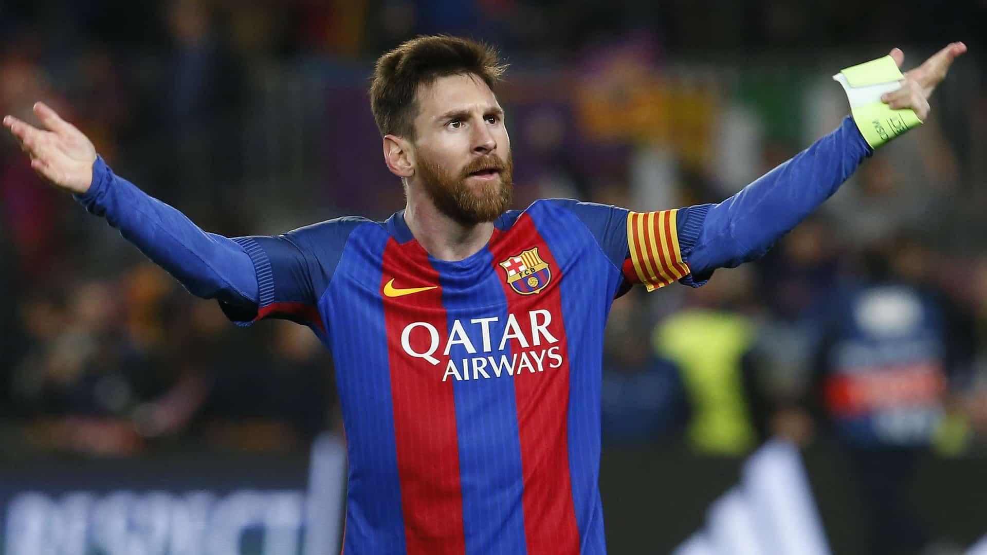 Messi Berhasil Cegah Xavi Afrika Menuju Barcelona
